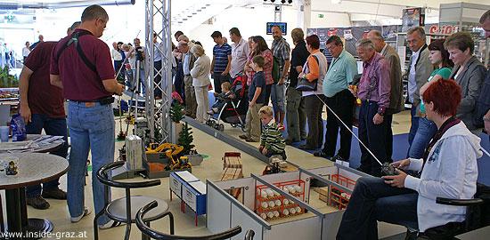 Modellbau-Austellung auf der Grazer Messe