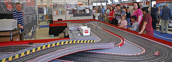 Mini Autorennen