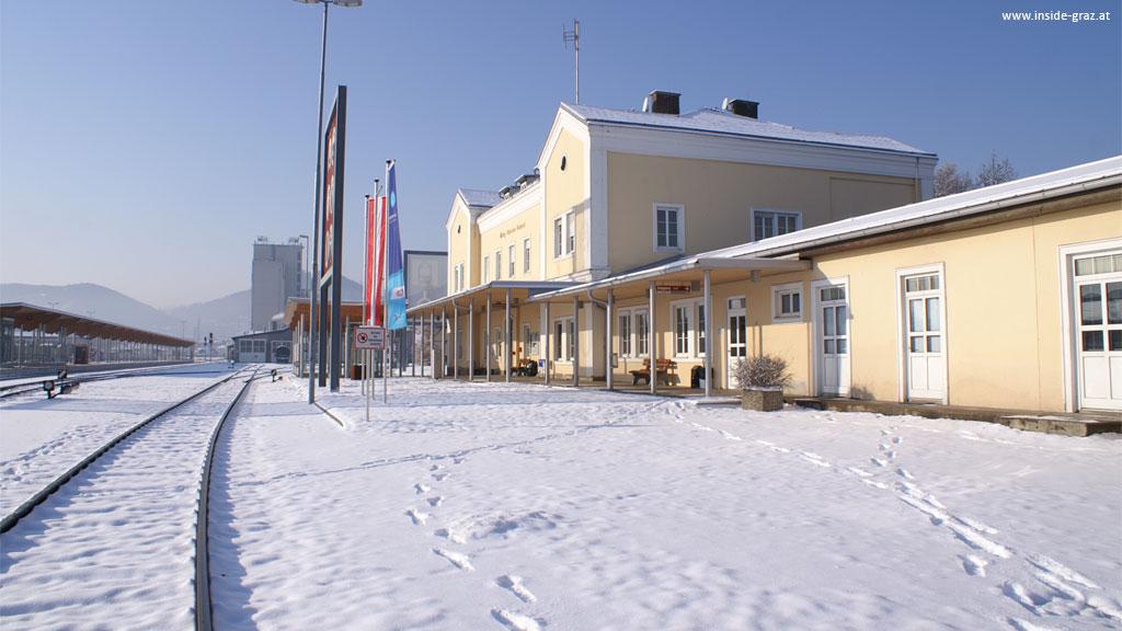 Graz Köflach Bahnhof