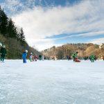 Eislaufen in der Mariatrosterstraße 230 nun möglich