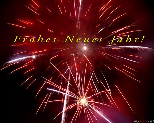 Silvester: Gutes Neues Jahr!