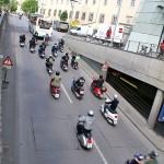 Fotos vom Vespa Treffen 2010 in Graz