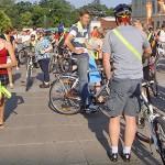 Bericht von der 4. Grazer CityRadeln – Murpark – Tour