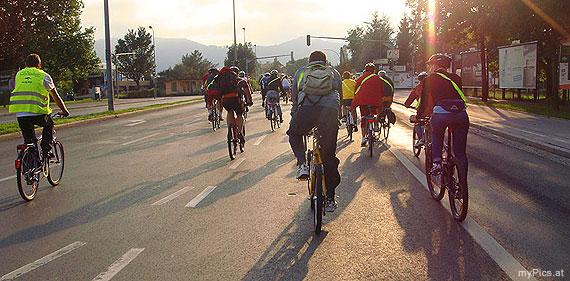 Graz Sattelfest – Andritz auf dem Rad erleben