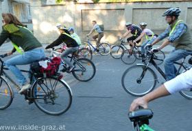 Bericht von der Tour de Graz