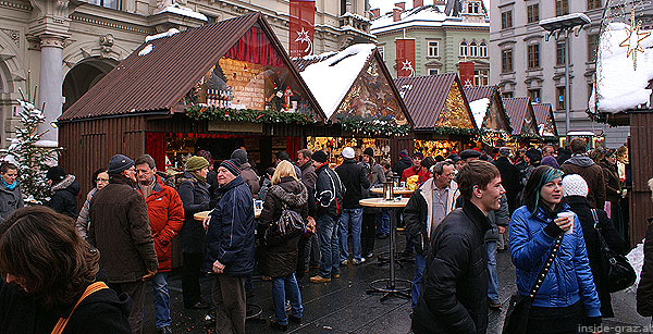 Adventmarkt Hauptplatz