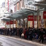 Winterspaziergang durch Grazer Adventmärkte