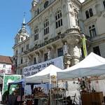 Ostermärkte am Hauptplatz, Franziskanerplatz und Tummelplatz