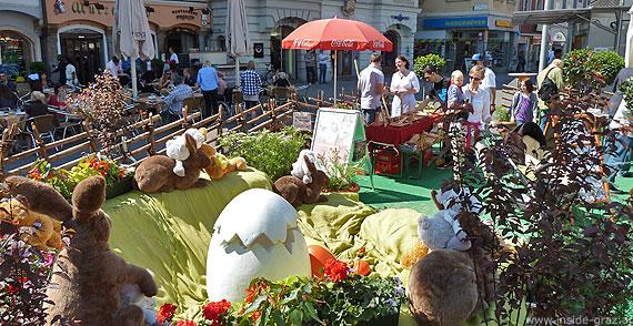 Ostermarkt in Graz