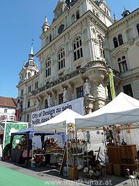 Ostermarkt am Grazer Hauptplatz