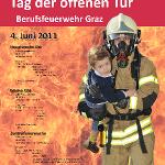 Berufsfeuerwehr Graz: Tag der offenen Tür am 4. Juni 2011