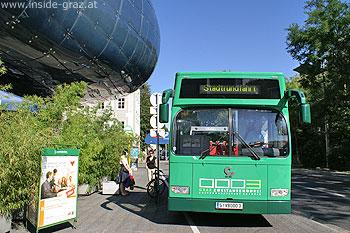 Cabriosbus Graz