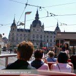 Stadtrundfahrt durch Graz mit dem Cabrio-Bus