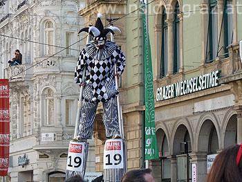 Fasching in Graz