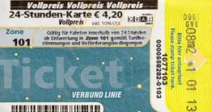 Verbund Ticket