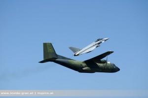 Transall Eurofighter