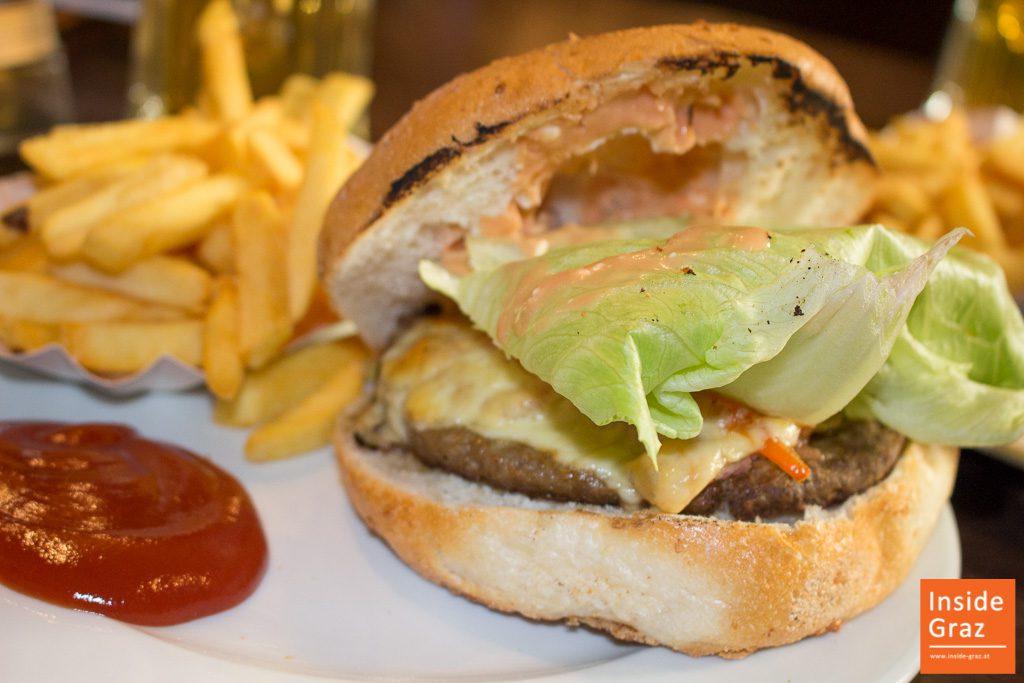 21 . Amerikanische Kuche Einrichtung : Burger & Steak: Amerikanische ...