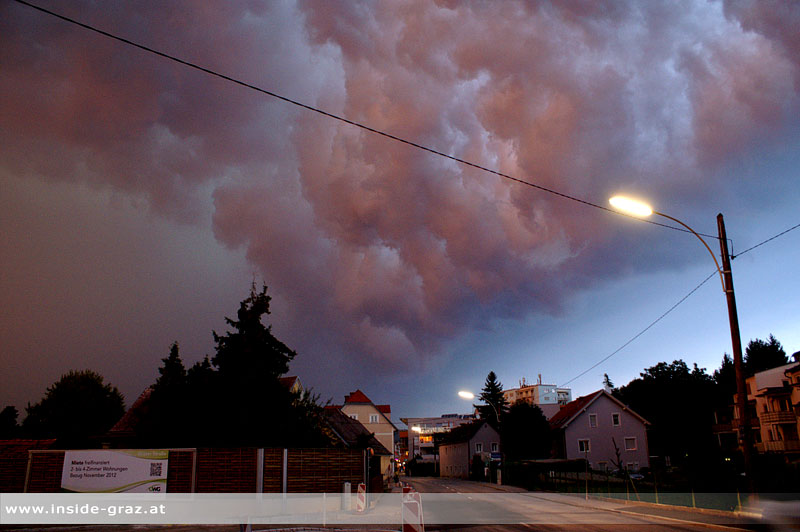 Wolken Graz