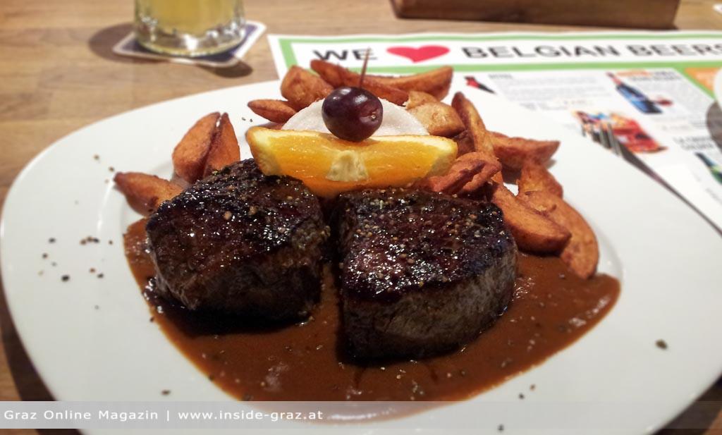 Steak Brot & Spiele