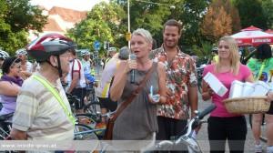 Lisa Rücker CityRadeln