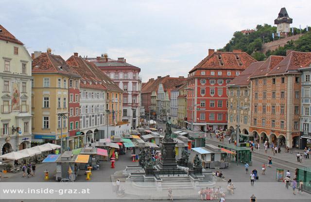 Würstelstand Graz