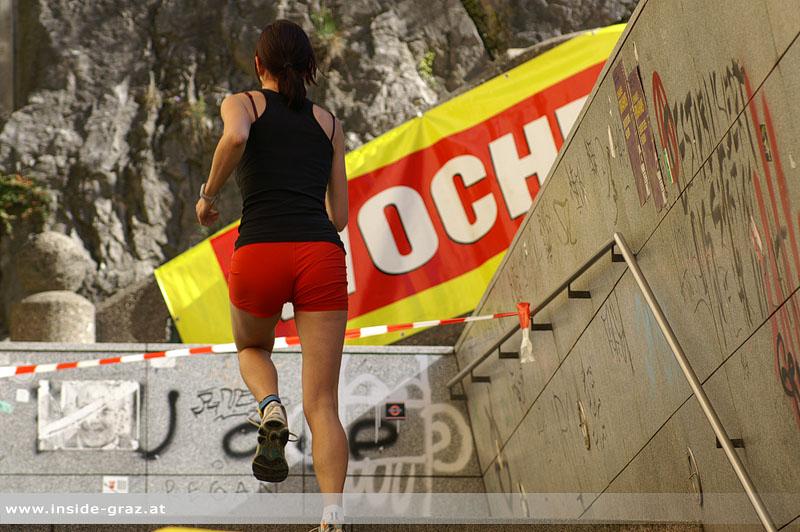 Schloßberg Stiegenlauf 2012 Fotos