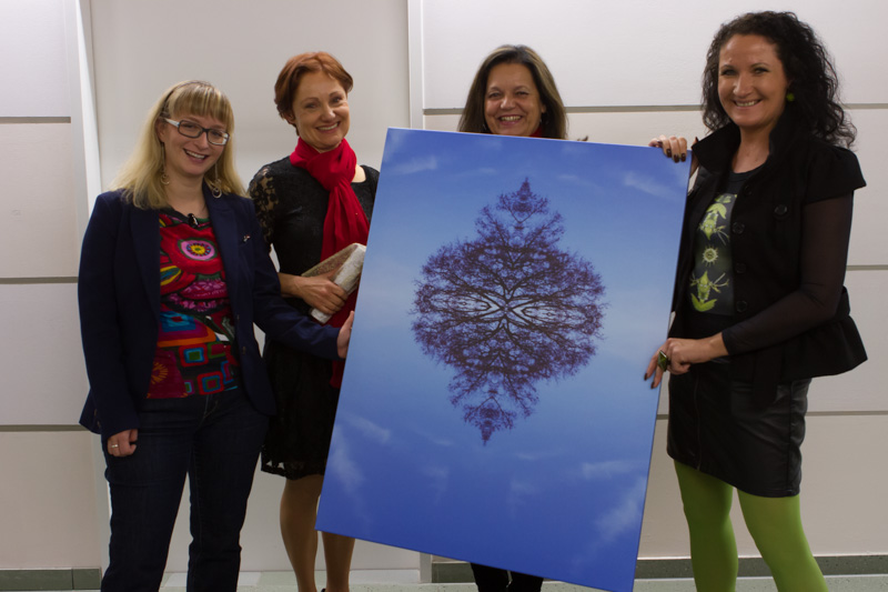 MedCenter Graz Nord: Vernissage des Vereins Karamsel