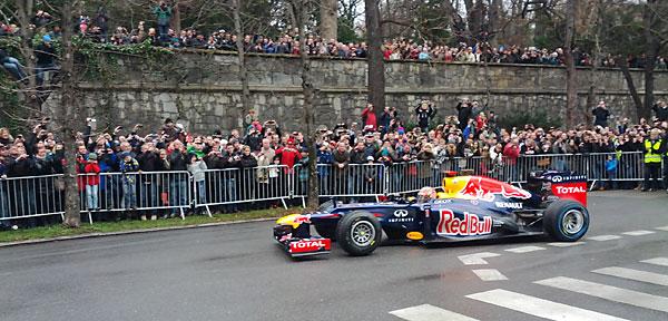 Vettel Formel1 Graz
