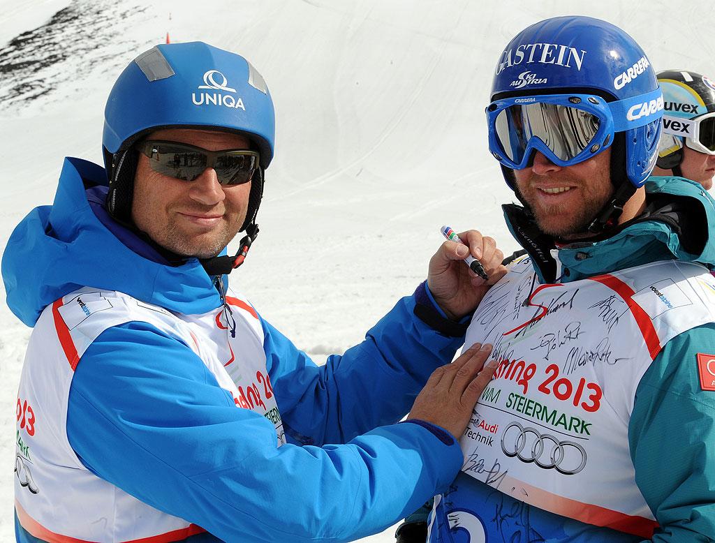 Ski WM 2013 in Schladming – Skifest mit Herz
