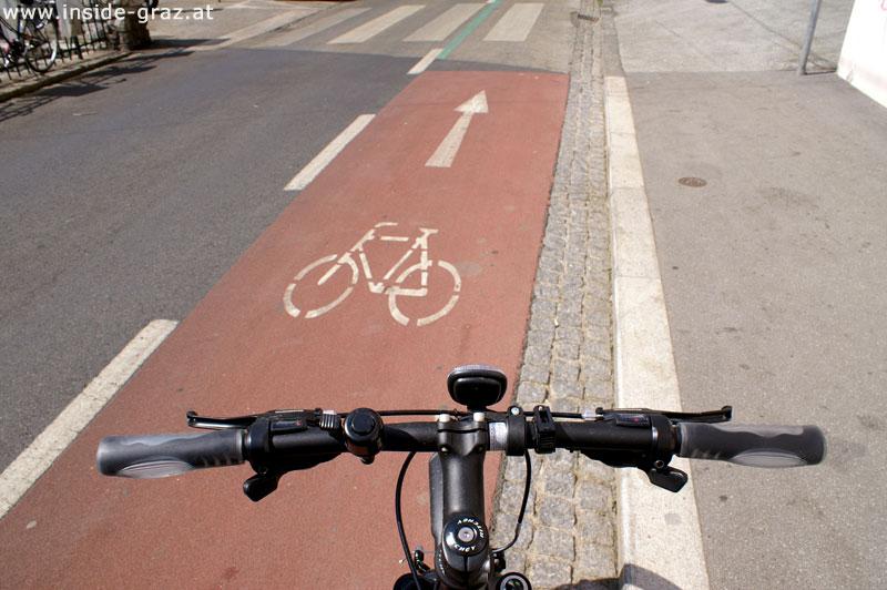 Strassenverkehrsordnung Radfahrer
