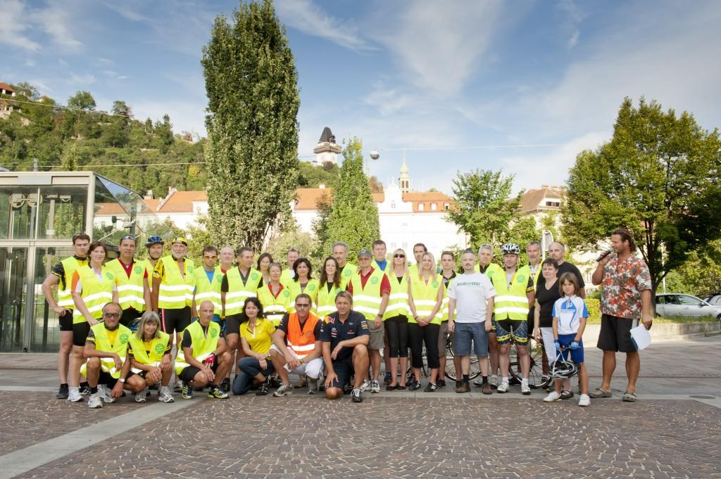 Cityradln Graz Team