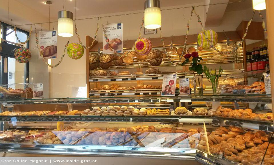 Frühstück in Andritz