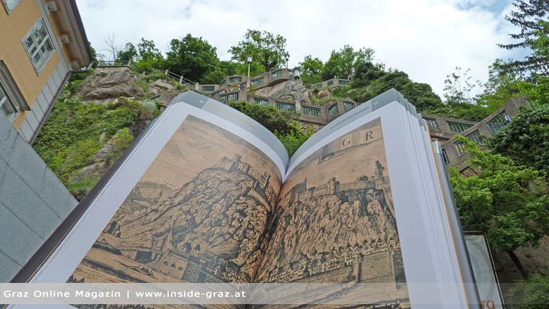 Buchvorstellung: Der Grazer Schlossberg von Stefan Rothbart
