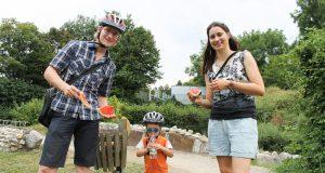 4. CityRadeln 2013 Mosaik Radtour