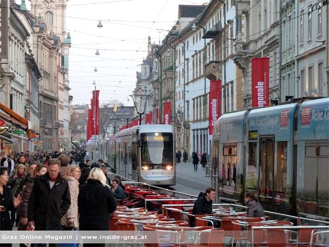 Gratis mit der Straßenbahn durch die Innenstadt