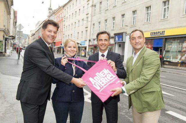 Annenviertel Grazer Politiker