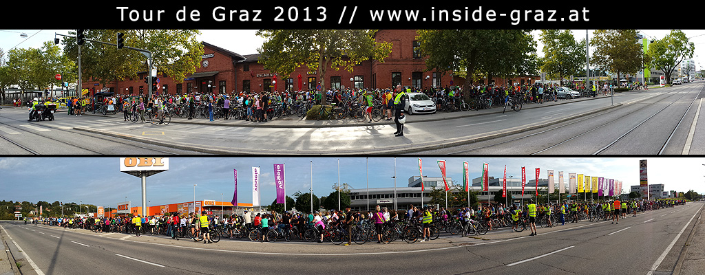 Tour de Graz 2013 Panorama