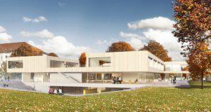 Bildungscampus Algersdorf Schule