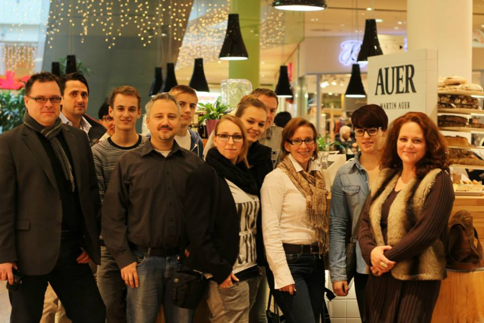 Blogger Treffen Shoping Center Nord