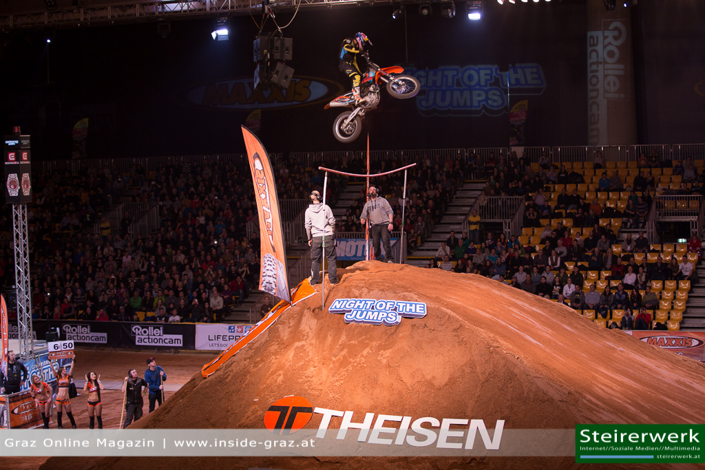 Freestyle MX European Championships Graz