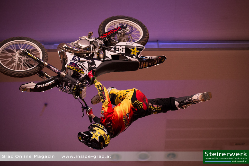 Night of the Jumps in Graz: Die besten Fotos