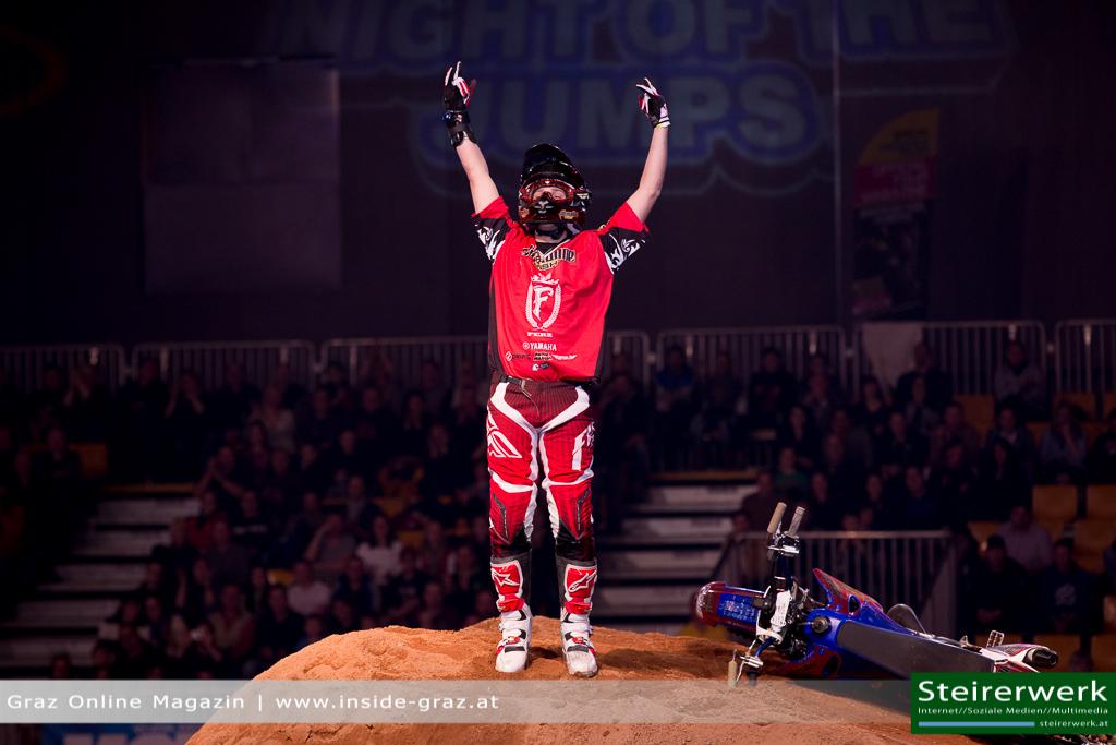 Qualification Freestyle MX World Championship