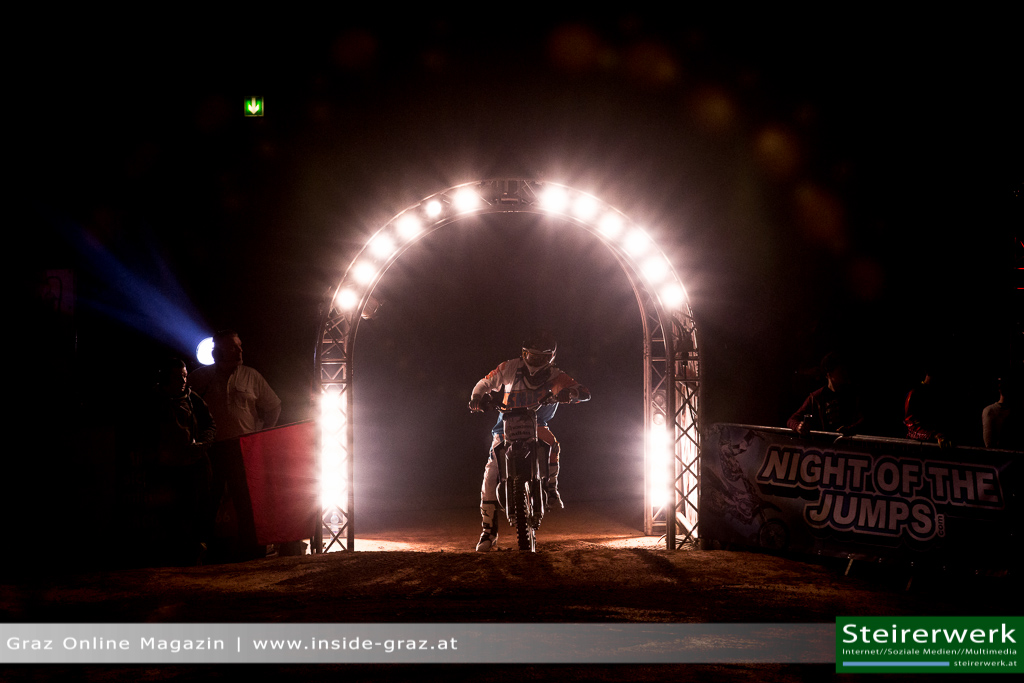 Night of the Jumps Start