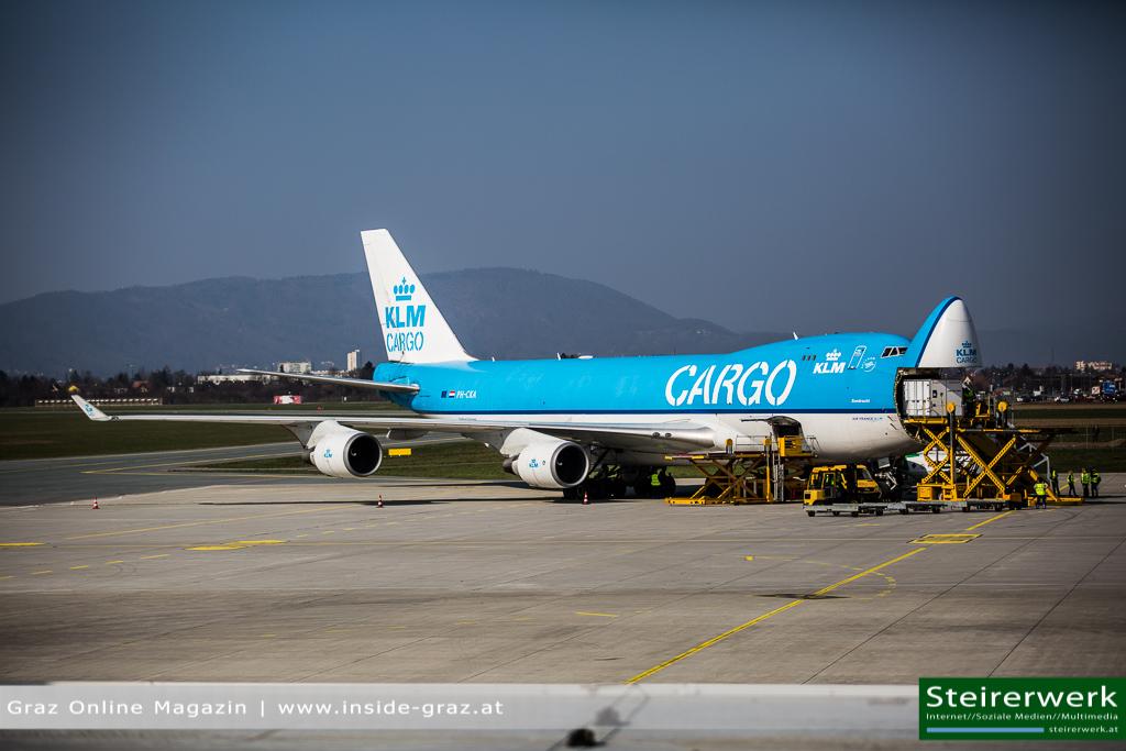 Cargo KLM Graz