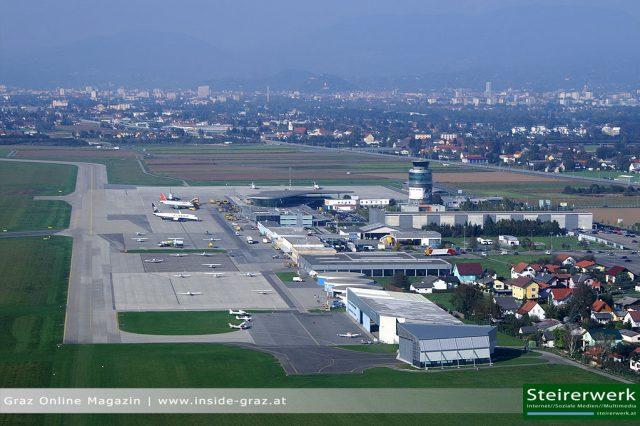 Flughafen Graz Thalerhof