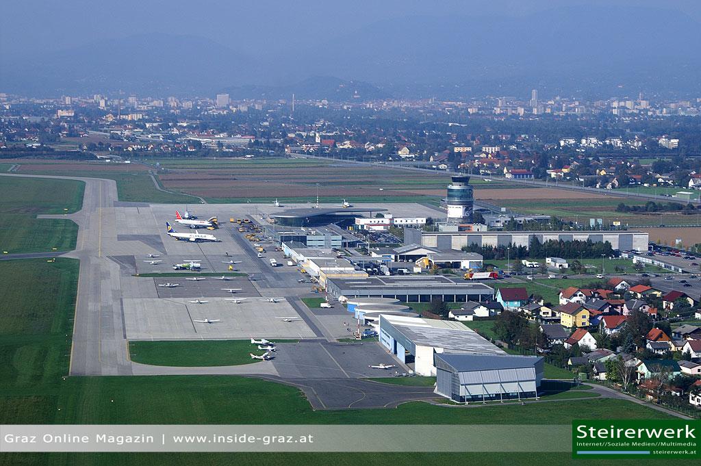 Doku 100 Jahre Flughafen Graz im ORF am 16. März