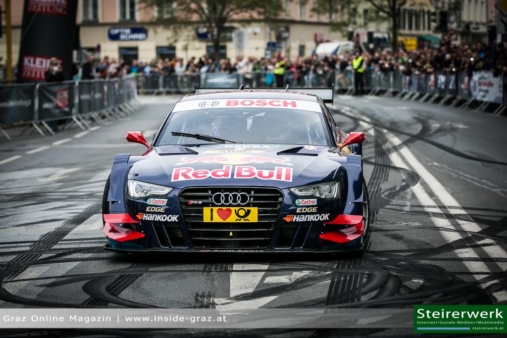 DTM Auto Der Spielberg in Graz