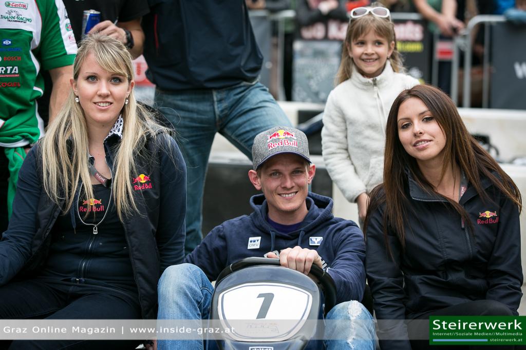 Tausende Besucher beim Motorsport-Event in Graz: Die besten Fotos
