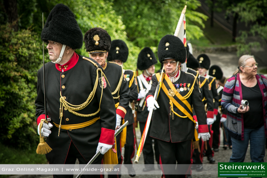Grazer Bürgergarde Schloßberg