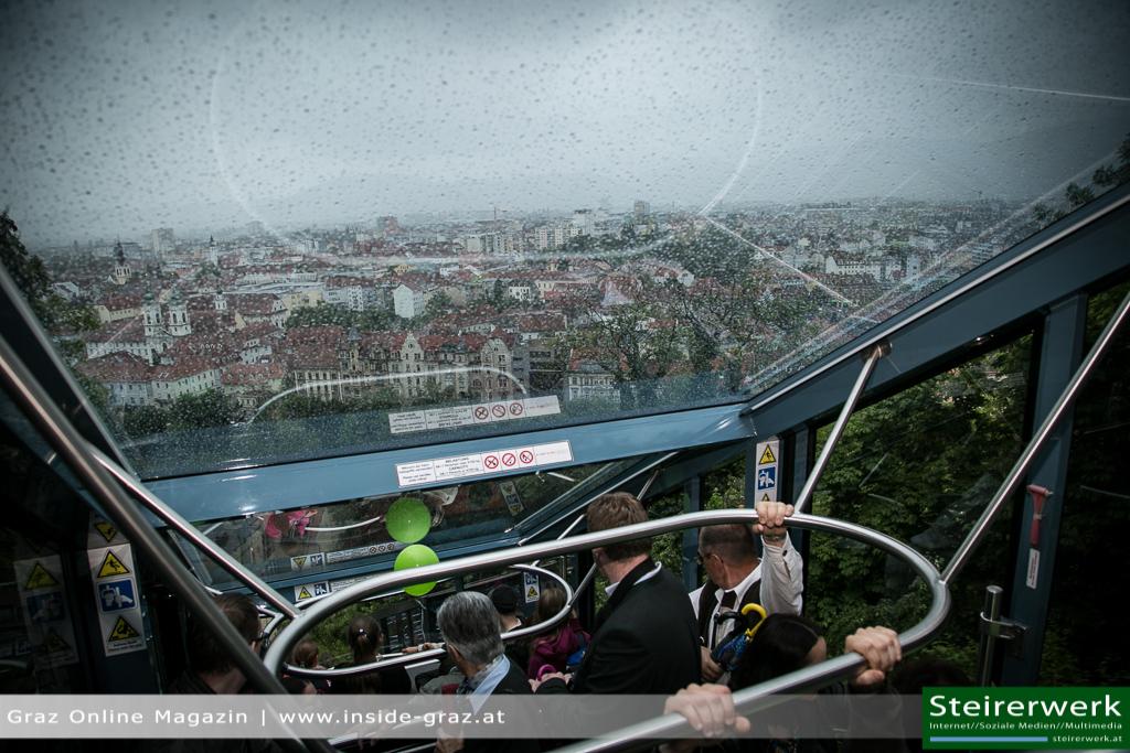Schloßbergbahn Regen